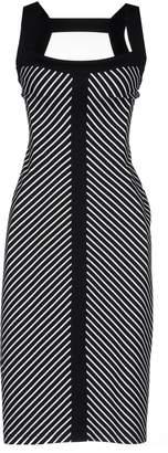 Plein Sud Jeans Knee-length dresses - Item 34825108VW