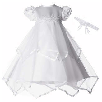 Keepsake Christening Dress - Baby Girls newborn-12m