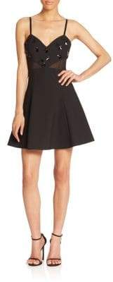 Elizabeth and James Noel Fit-And-Flare Dress