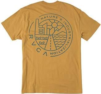 RVCA Men's Heartland Short Sleeve T-Shirt