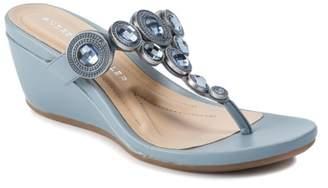 Andrew Geller Florisel Wedge Sandal