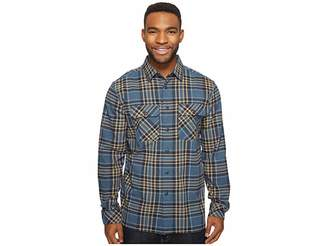 Volcom Jasper Long Sleeve Heavyweight Flannel Men's Clothing