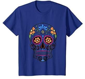 Dia de los Muertos Skull - Dia de los Muertos T Shirts