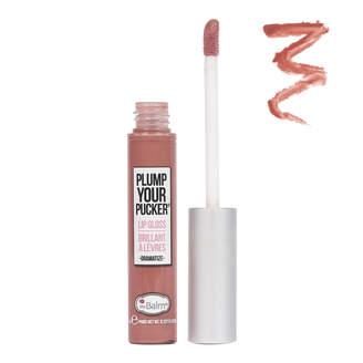 TheBalm Plump Your Pucker Lipgloss - Dramatize