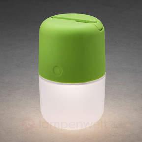 Mit USB-Ladekabel - LED-Solarleuchte Assisi