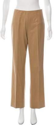 Ralph Lauren Black Label Wool Mid-Rise Pants