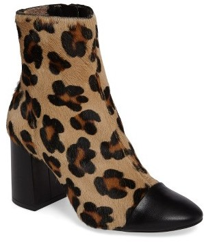 Topshop Women's Topshop Happy Days Cap Toe Bootie