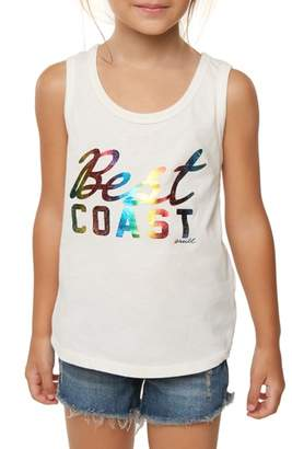 O'Neill Best Coast Rainbow Print Tank