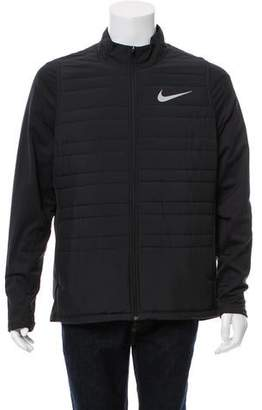 Nike Quilted Zip-Up Jacket
