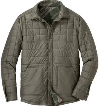 Outdoor Research Kalaloch Reversible Shirt Jacket - Men's