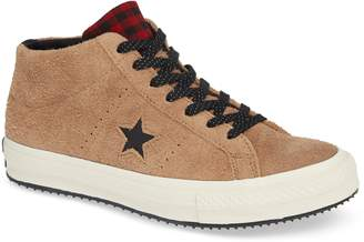 Converse One Star Climate Counter Mid Top Sneaker