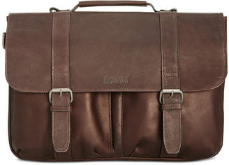 Kenneth Cole Reaction Men's Colombian Leather Computer Portfolio