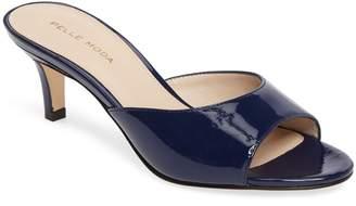 Pelle Moda Bex Kitten Heel Slide Sandal