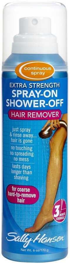Sally Hansen Extra Strength Spray-On Shower-Off Hair Remover