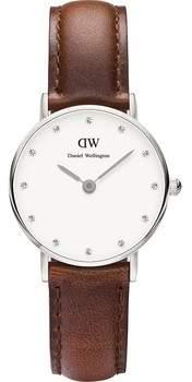 Armbanduhr Classy St Mawes 0920DW Damenuhr Braun