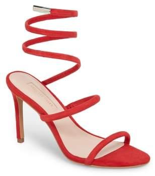 AVEC LES FILLES Joia Ankle Wrap Sandal