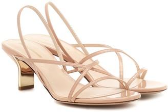 Nicholas Kirkwood Leeloo leather sandals