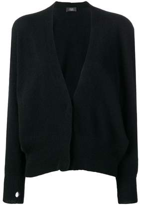 Maison Flaneur loose fitted cardigan