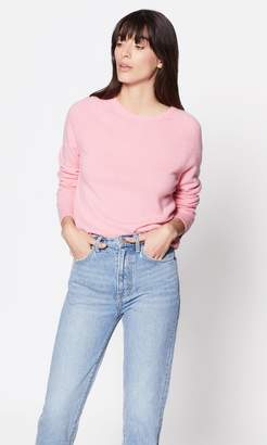 Equipment Axel Cropped Cashmere Sweater