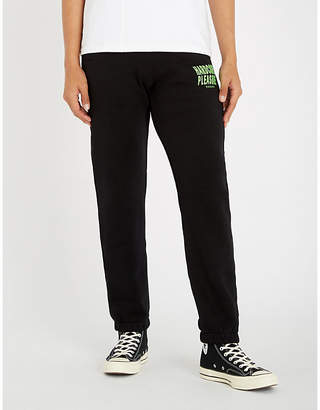 Misbhv Hardcore Pleasure cotton-blend jogging bottoms
