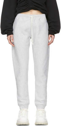 Champion Reverse Weave Grey Classic Lounge Pants