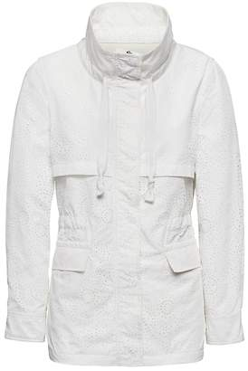 Banana Republic Petite LIFE IN MOTION Water-Repellent Utility Jacket