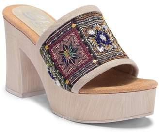 Sbicca Buena Vista Platform Heel Sandal