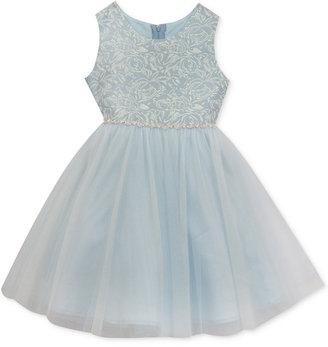 Rare Editions Glitter Ballerina Dress, Toddler & Little Girls (2T-6X) $74 thestylecure.com