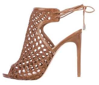 Alexandre Birman Jackye Woven Sandals