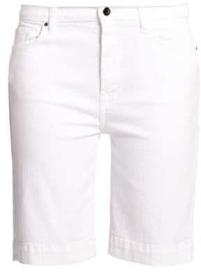 7 For All Mankind Jen7 by Denim Bermuda Shorts