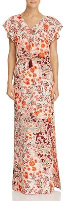Adrianna Papell Floral Maxi Dress