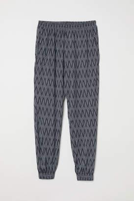 H&M Harem Pants - Blue