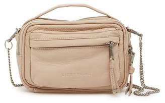 Liebeskind Berlin Juma Multipocket Vintage Leather Crossbody Bag
