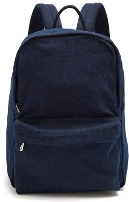 A.P.C. Benjamin denim backpack
