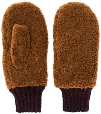 Bellerose slip-on mitten gloves