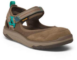 Bungee Maryjane Slip-on Sandals