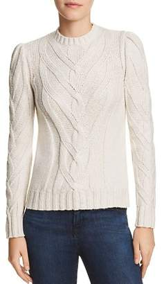 Rebecca Taylor Cozy Cable Sweater