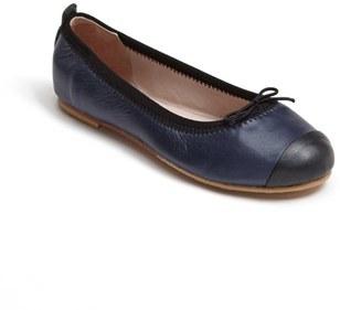 Bloch Girl's 'Classic' Flat, Size 33 EU - Blue