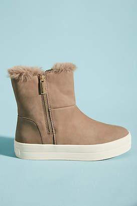 ce3893e9f25 Fur Lined Boots Women Sneaker - ShopStyle