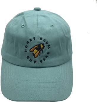 f593768ea L・I・U qifang liu Golf Dad hat Baseball Cap Bee Embroidered Adjustable  Snapback