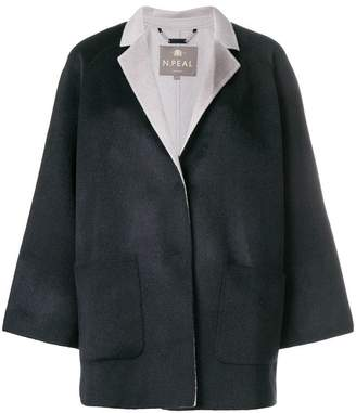 N.Peal double sided jacket