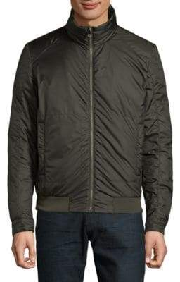 Versace Short Down Padded Jacket