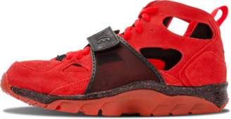 Nike Trainer Huarache Premium - 'Love/Hate' - Challenge Red/Black