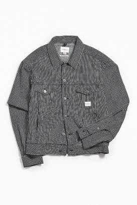 Calvin Klein Archive Stripe Denim Trucker Jacket