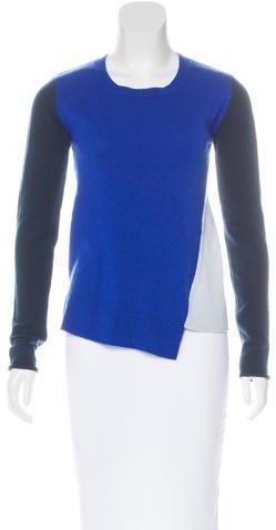 Stella McCartneyStella McCartney Cashmere Colorblock Sweater