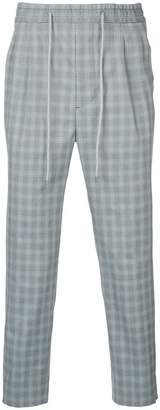 Monkey Time Checked Trousers