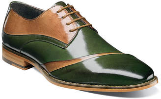 27fbc0ea0874 Stacy Adams Mens Talmadge Oxford Shoes Lace-up