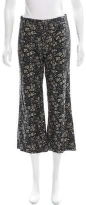 Etoile Isabel Marant Printed Joff Wide-Leg Pants w/ Tags