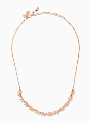 Kate Spade Things we love elephant necklace