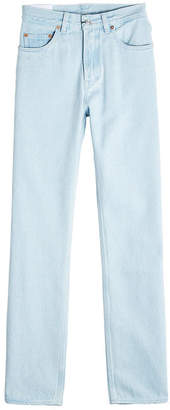 Our Legacy Straight-Leg Jeans